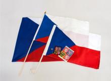 Balíček pro české fanoušky a vlastence - velký
