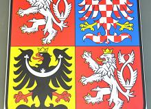 Velký státní znak ČR bez bílého podkladu