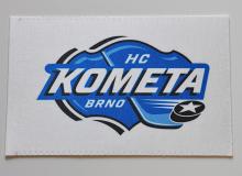 Stolní vlaječka na nasunutí HC Kometa Brno