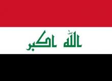 Irák vlajka