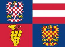 jihomoravská vlajka
