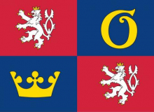 Vlajka Královehradeckého kraje