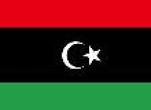 Libye vlajka