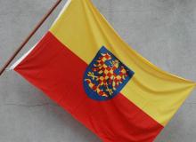 Moravská vlajka historická