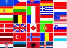 sada státních vlajek