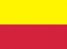 Vlajka Moravy bikolora