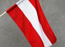 Rakousko vlajka