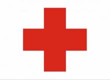 červený kříž - vlajka
