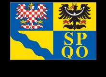 Samolepka vlajky Olomouckého kraje