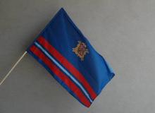 Tištěná hasičská vlajka SH ČMS 1