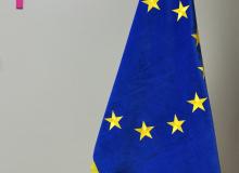 Slavnostní vlajka EU