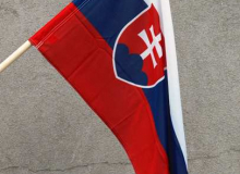 Slovensko vlajka