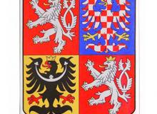 Smaltovaný velký státní znak ČR
