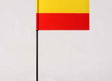Stolní vlaječka Hlavního města Praha