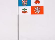 Stolní vlaječka kraj Vysočina