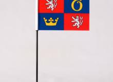Stolní vlaječka Královehradecký kraj