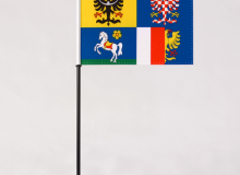 Stolní vlaječka Moravskoslezský kraj