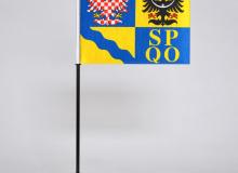 Stolní vlaječka Olomoucký kraj