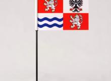 Stolní vlaječka Středočeský kraj