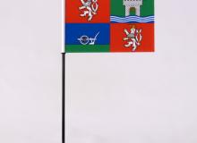 Stolní vlaječka Ústecký kraj
