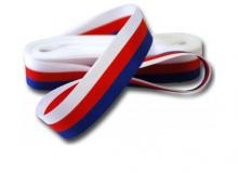Česká trikolora - stuha šíře 2 cm