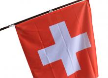 Přední strana vlajky