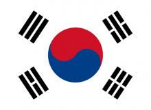 JižníKorea vlajka