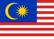 Malajsie vlajka