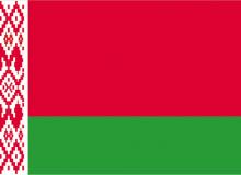 Bělorusko vlajka