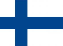 Finsko vlajka