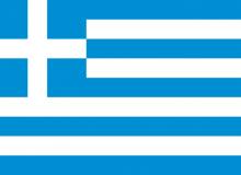 Řecko vlajka