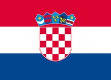 Chorvatsko vlajka
