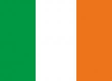 Irsko vlajka