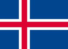 Island vlajka