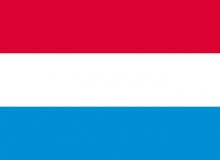 Lucembursko vlajka