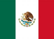 Mexico vlajka