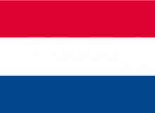 Nizozemí vlajka