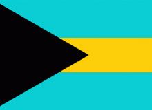 Bahamy vlajka