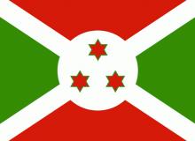 Burundi vlajka