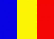 Čad vlajka