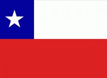 Chile vlajka