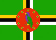 Dominika vlajka