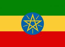 Etiopie vlajka