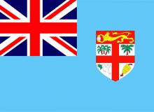 Fidži vlajka