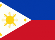 Filipíny vlajka