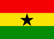 Ghana vlajka