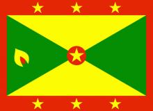 Grenada vlajka