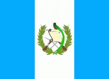 Guatemala vlajka
