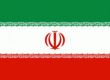 Írán vlajka