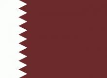 Katar vlajka